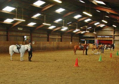 Horse Riding at Wrea Green
